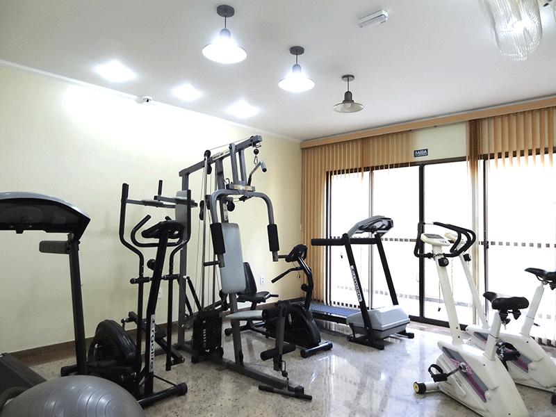 Ipiranga, Apartamento Padrão-Fitness Center
