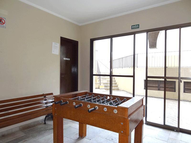 Ipiranga, Apartamento Padrão-São de Jogos