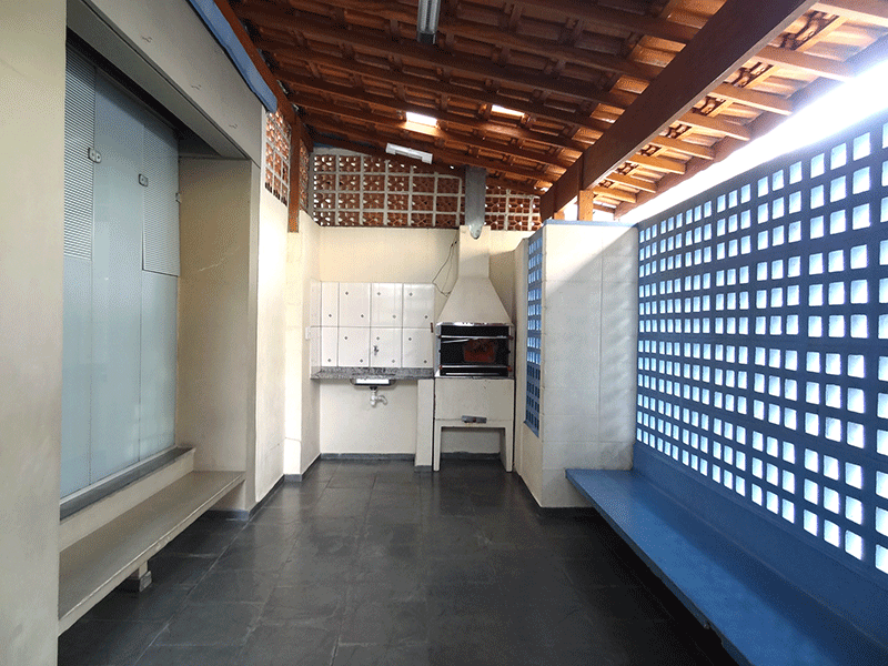 Sacomã, Apartamento Padrão-Espaço Gourmet com Churrasqueira