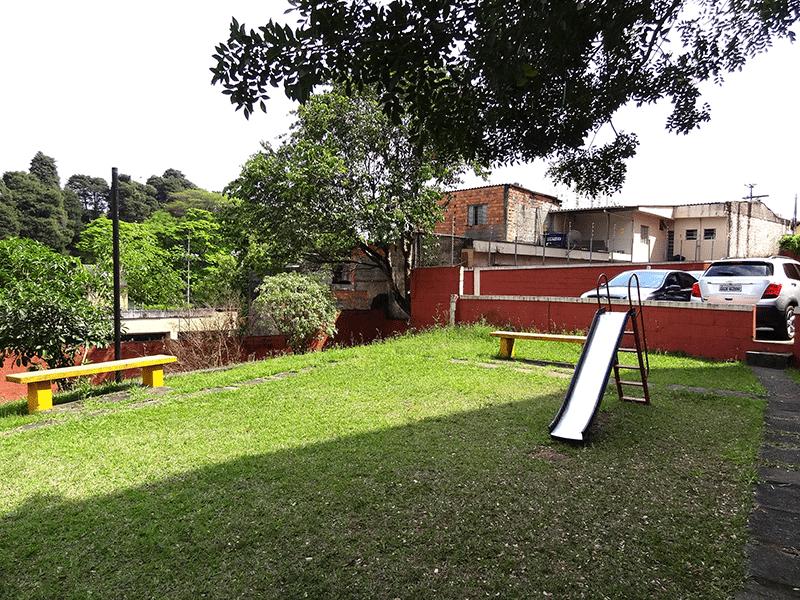 Jabaquara, Apartamento Padrão - Playground