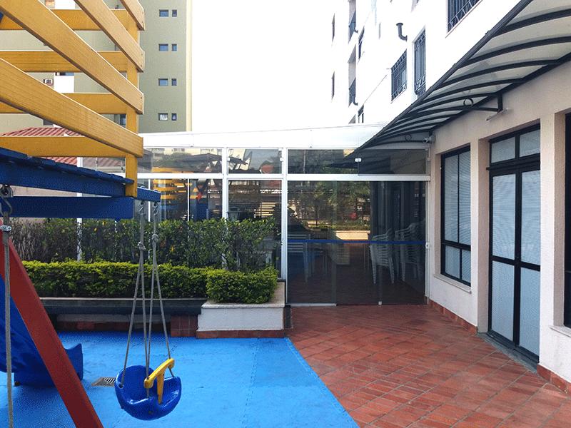 Ipiranga, Apartamento Padrão-Playground.
