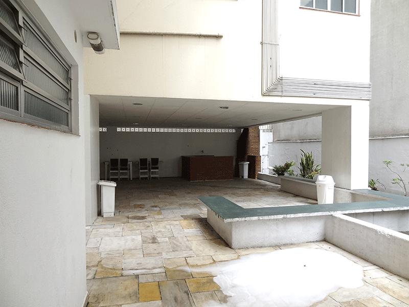 Ipiranga, Apartamento Padrão-Área externa