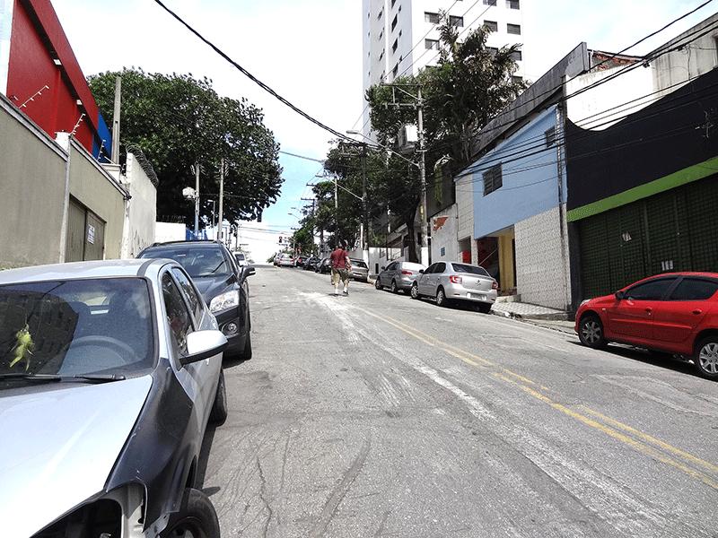 Sacomã, Cobertura Duplex-Rua