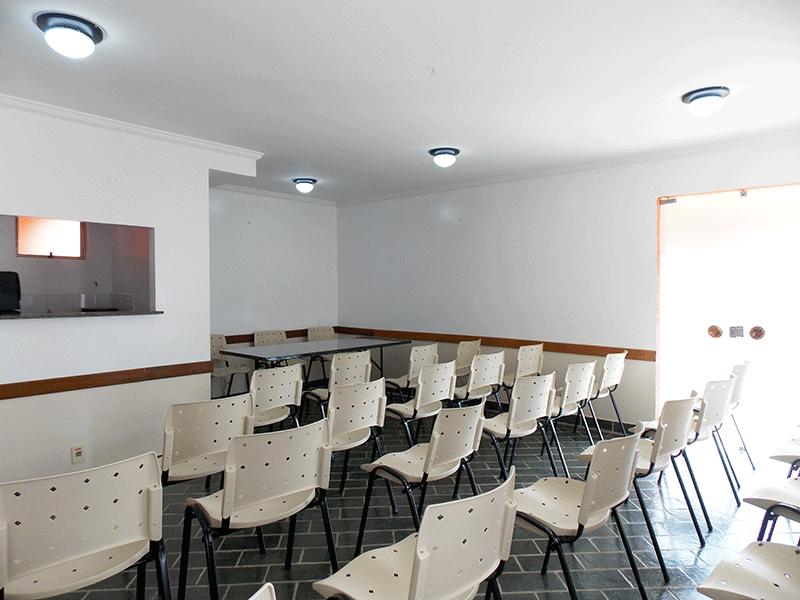 Sacomã, Apartamento Padrão - Salão de Festas