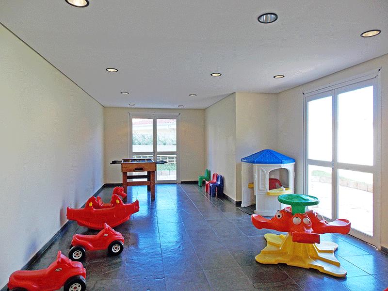 Jabaquara, Apartamento Padrão-Salão de Jogos e Brinquedoteca