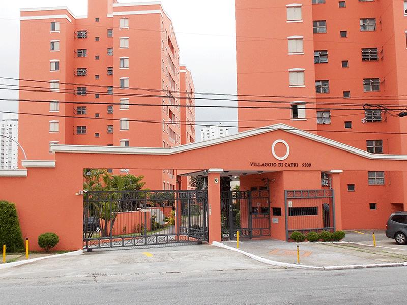Sacomã, Apartamento Padrão-Portaria