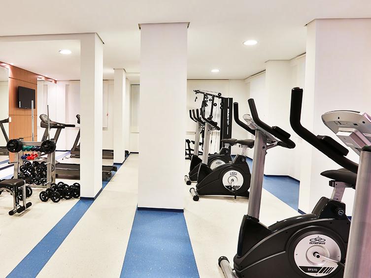 Jabaquara, Apartamento Padrão-Espaço Fitness
