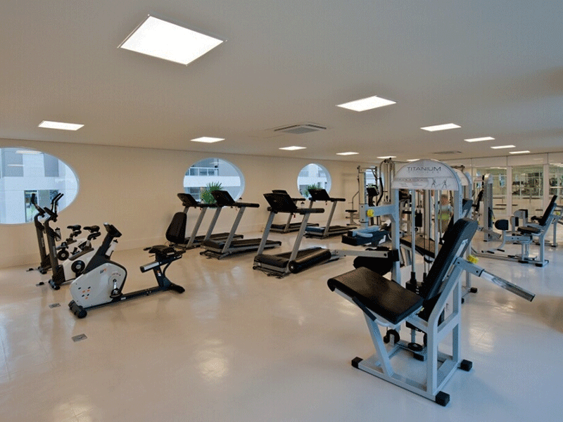 Ipiranga, Cobertura Duplex-Fitness Center