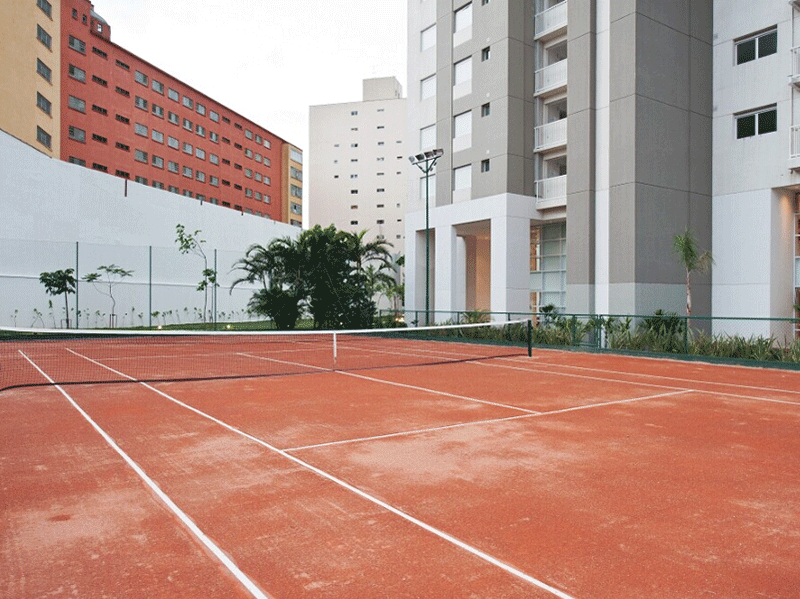 Ipiranga, Apartamento Padrão-Quadra de tênis