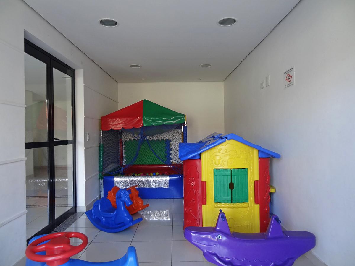 Sacomã, Apartamento Padrão-Brinquedoteca.