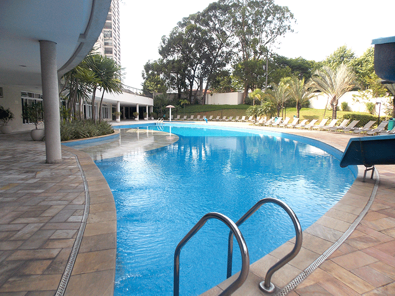 Jabaquara, Apartamento Padrão-Piscina Adulto.