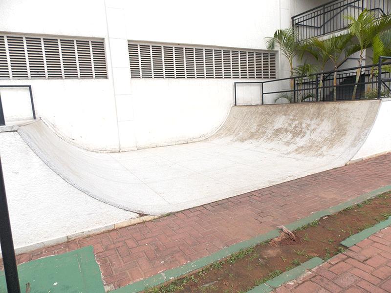 Jabaquara, Apartamento Padrão-Pista de skate.