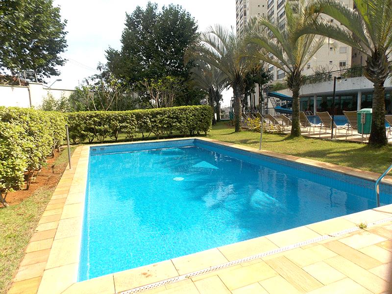 Jabaquara, Apartamento Padrão-Piscina infantil.