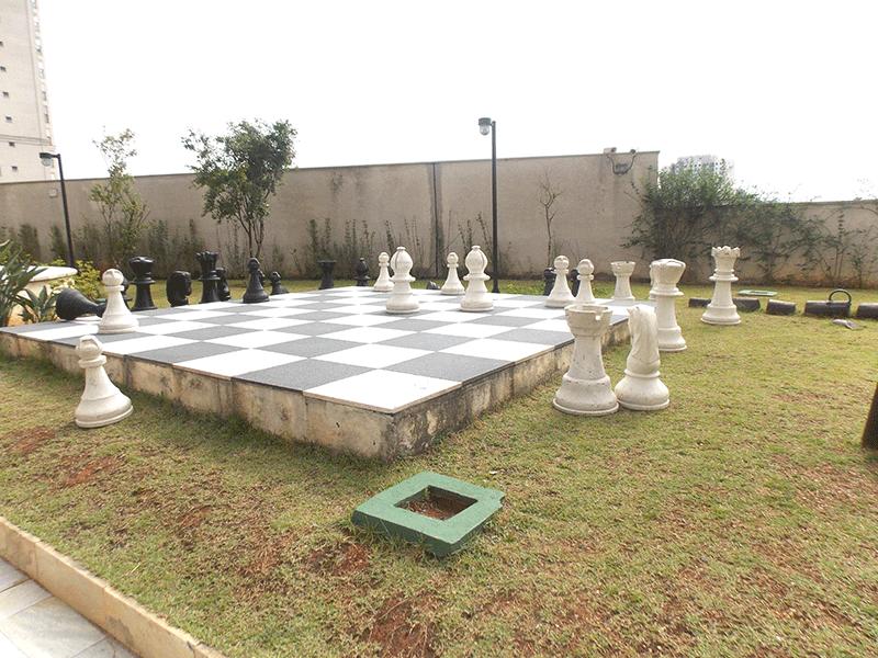 Jabaquara, Apartamento Padrão-Xadrez