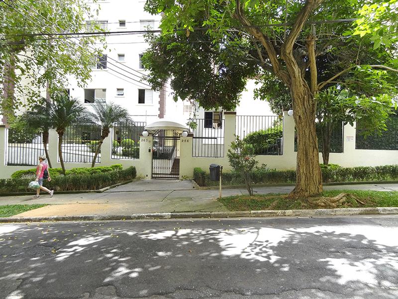 Jabaquara, Apartamento Padrão - Portaria.