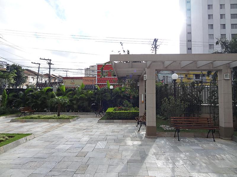 Ipiranga, Apartamento Padrão-Área ajardinadas.