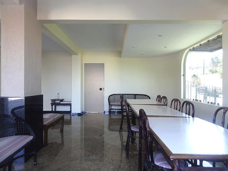 Jabaquara, Apartamento Padrão - Salão de festas.