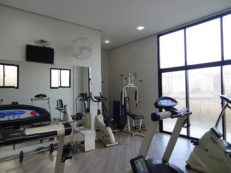Sacomã, Apartamento Padrão-Fitness Center.