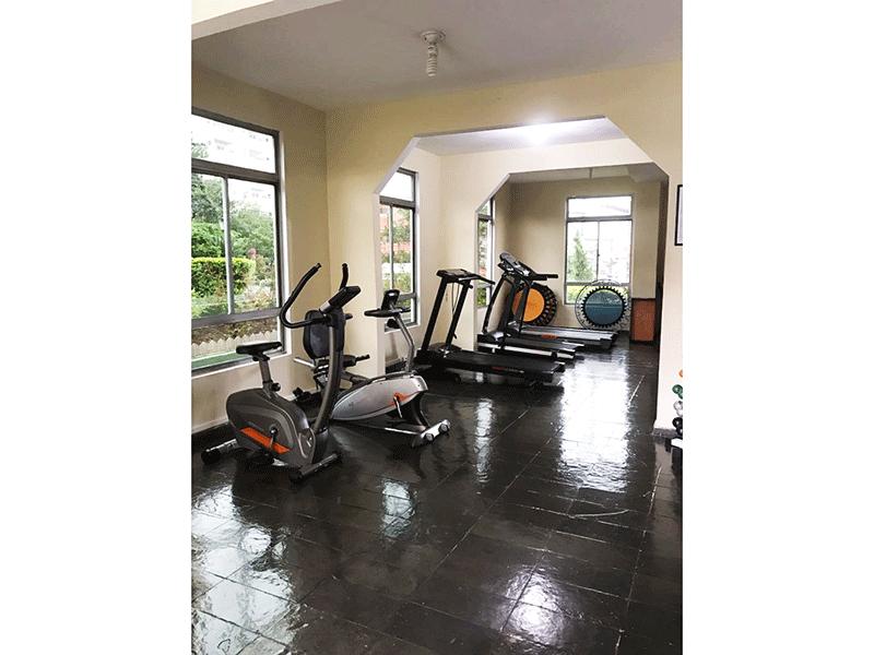Jabaquara, Apartamento Padrão-Fitness center.