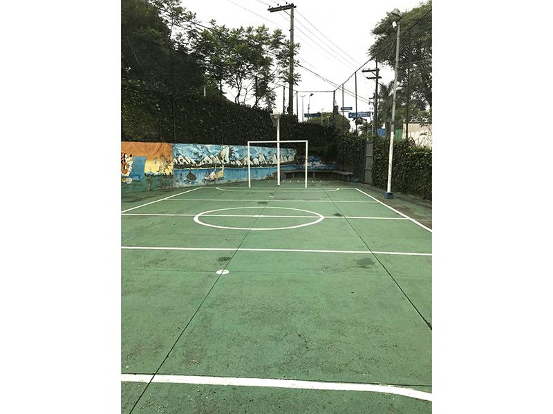 Jabaquara, Apartamento Padrão-Quadra esportiva.