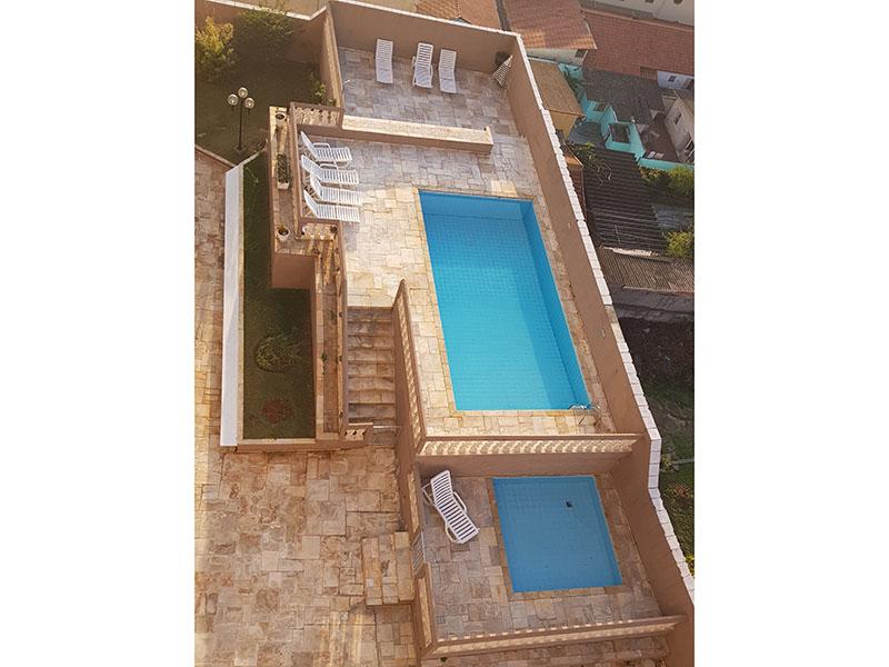 Jabaquara, Apartamento Padrão-Piscina adulto e infantil.