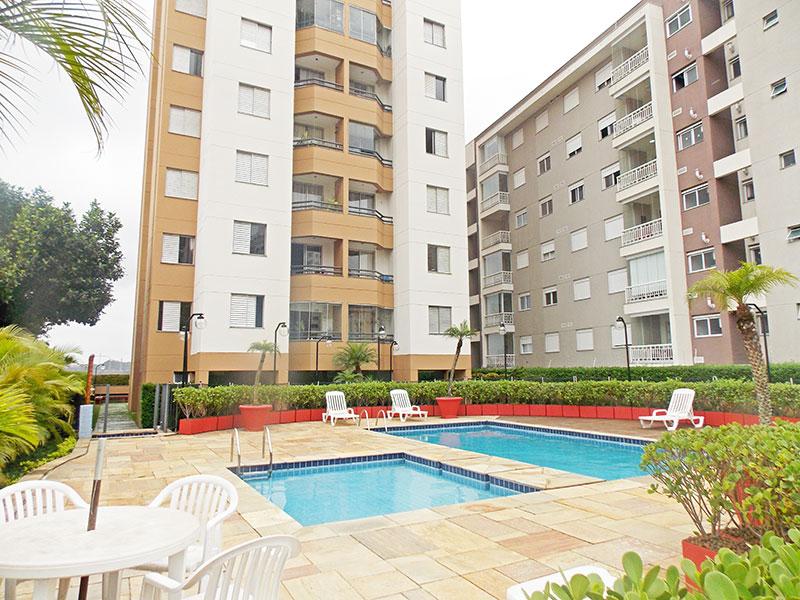 Jabaquara, Apartamento Padrão-Piscina.