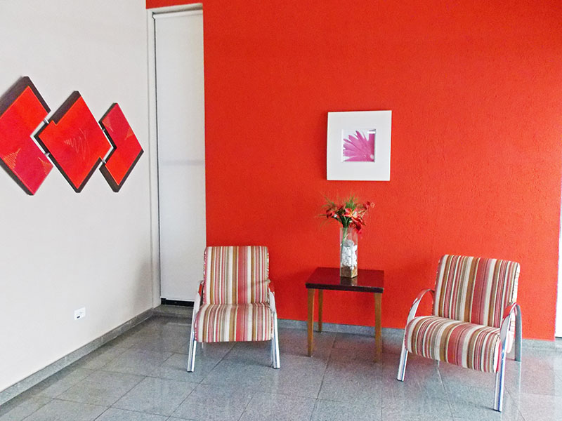 Sacomã, Apartamento Padrão - Hall.