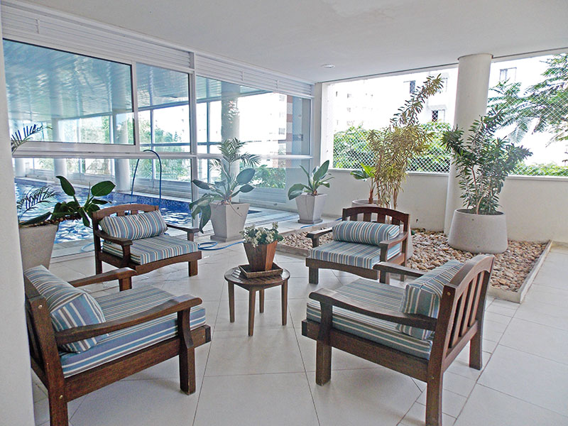 Jabaquara, Apartamento Padrão-Área de lazer.
