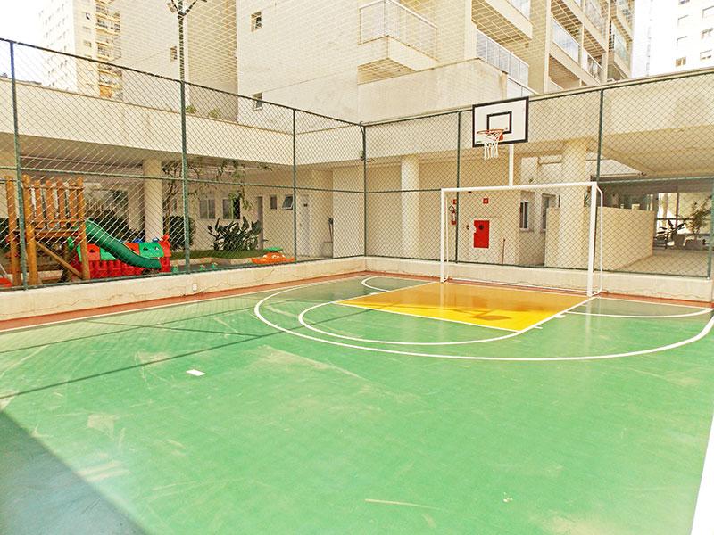 Jabaquara, Apartamento Padrão-Quadra de esportes.