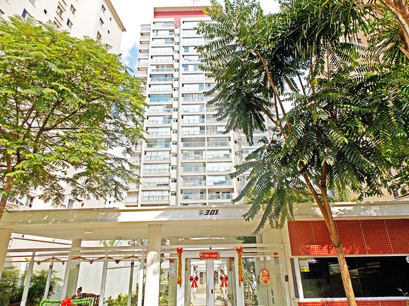 Jabaquara, Apartamento Padrão-Fachada.