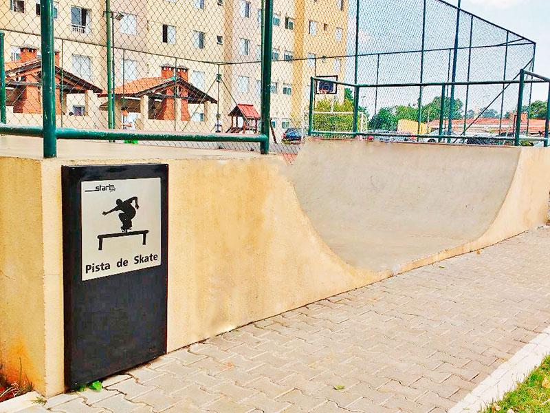 Sacomã, Apartamento Padrão-Pista de Skate.