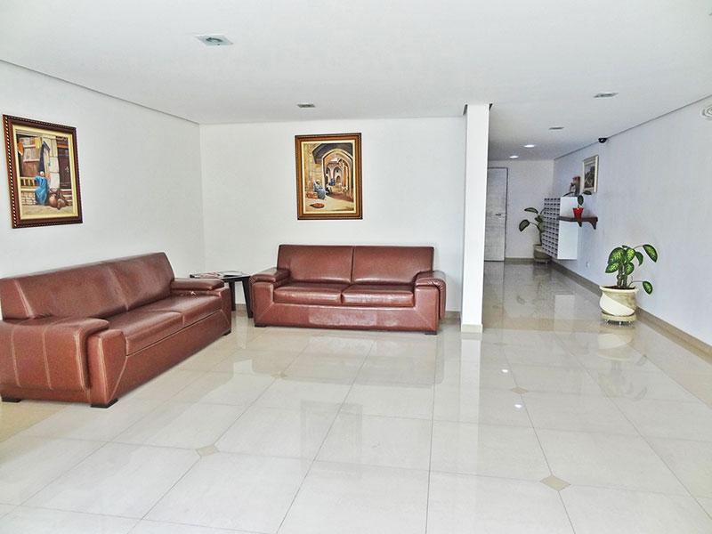 Sacomã, Apartamento Padrão-Salão de festa.
