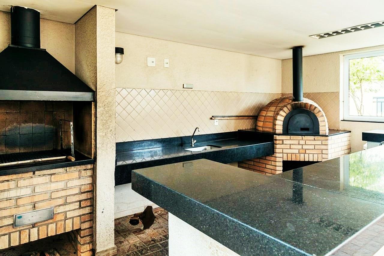 Jabaquara, Apartamento Padrão-Área gourmet.