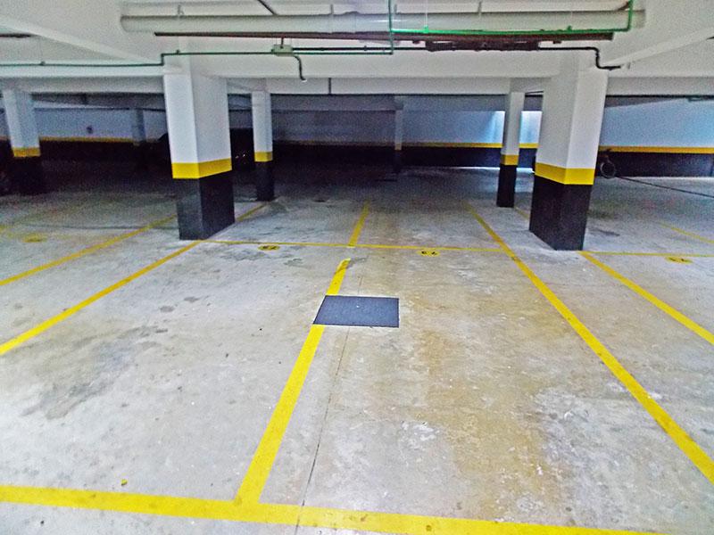Sacomã, Apartamento Padrão-Garagem.