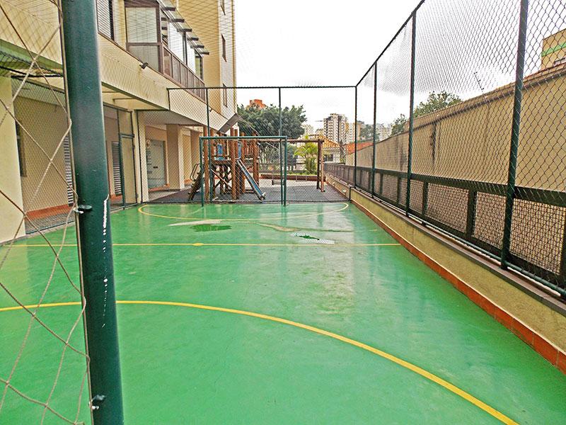 Jabaquara, Cobertura Duplex-Quadra de esporte.