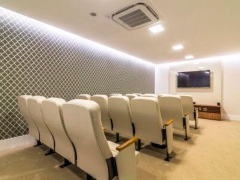 Ipiranga, Apartamento Padrão-Sala de Cinema.