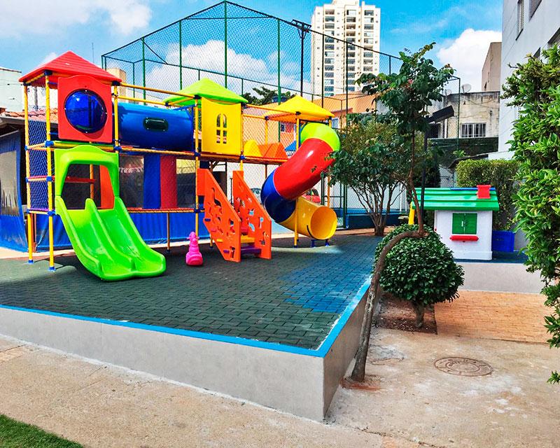 Sacomã, Apartamento Garden-Playground.