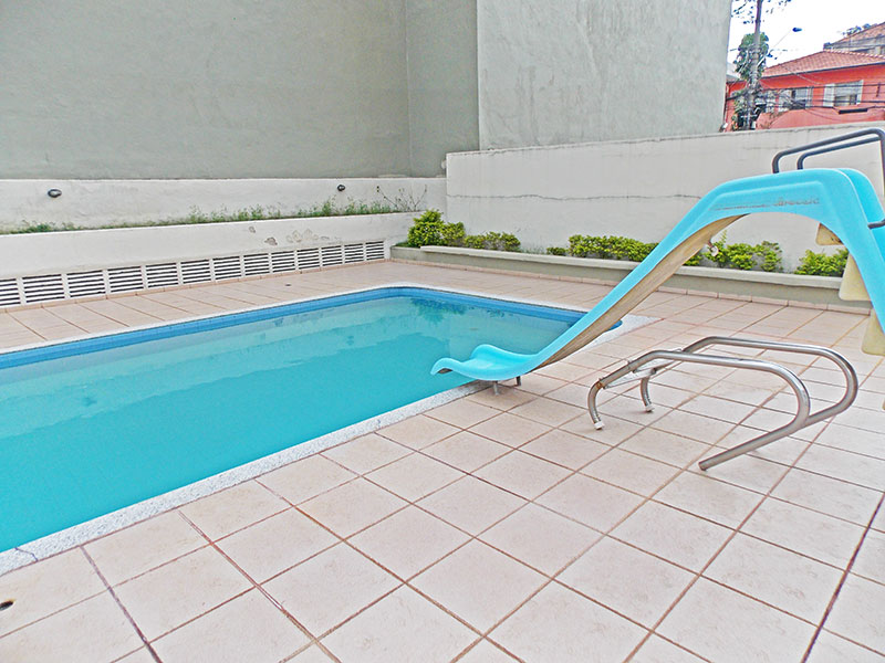 Ipiranga, Apartamento Padrão-Piscina.