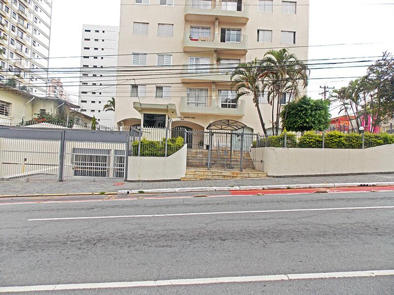 Ipiranga, Apartamento Padrão-Portaria.