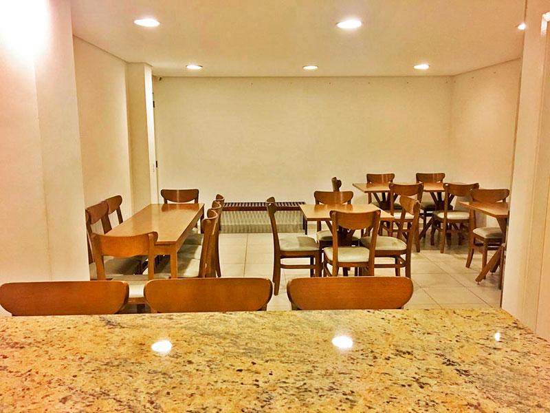 Jabaquara, Apartamento Padrão-Salão de festa.