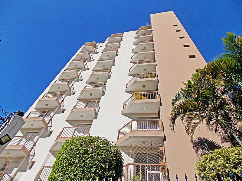 Ipiranga, Apartamento Padrão-Fachada.