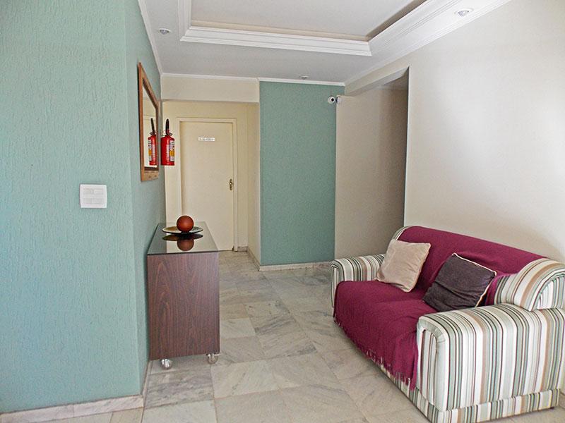 Ipiranga, Apartamento Padrão-Hall social.