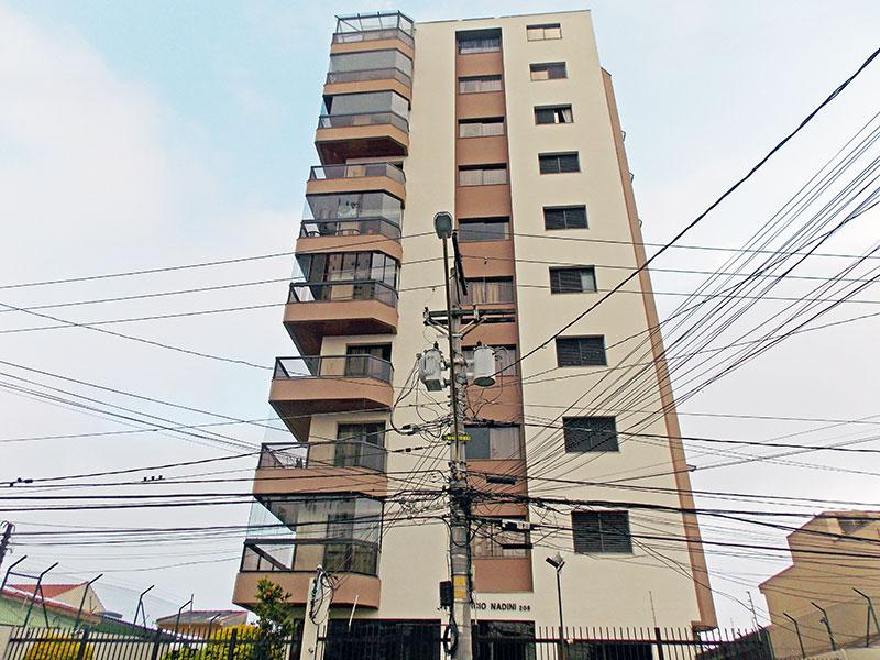 Ipiranga, Cobertura Duplex-Fachada.