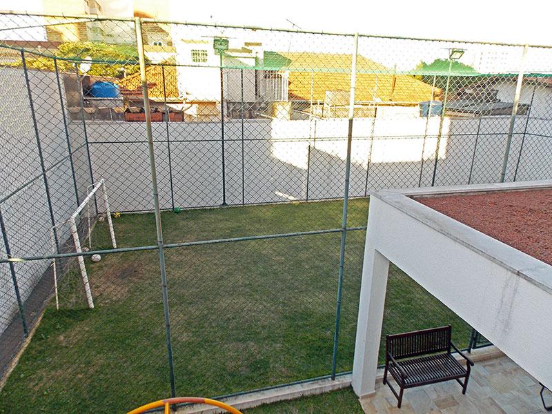 Ipiranga, Apartamento Padrão-Quadra de Society.