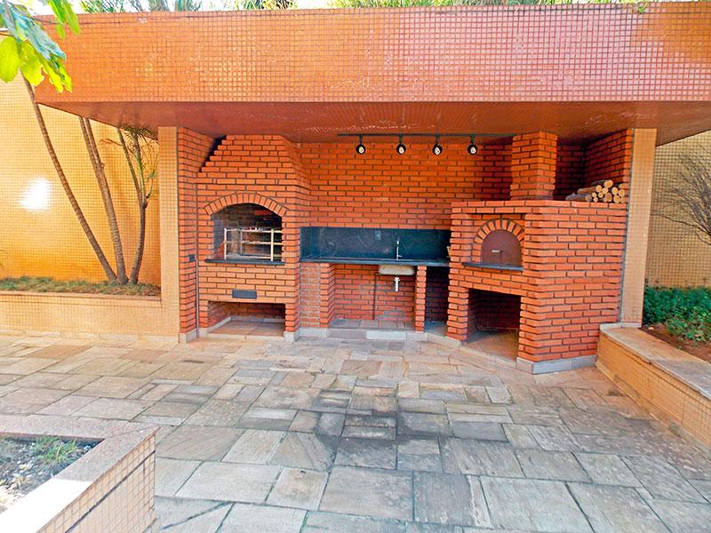 Ipiranga, Cobertura Duplex-Área gourmet.