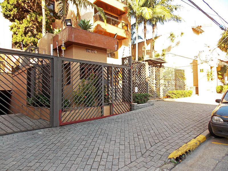 Ipiranga, Cobertura Duplex-Portaria.
