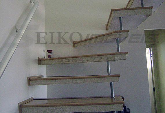 Sacomã, Cobertura Duplex-Escada para 2º pavimento