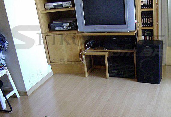 Sacomã, Cobertura Duplex-2ª suíte com piso laminado