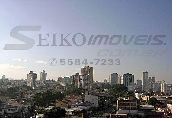 Sacomã, Cobertura Duplex-Vista da cobertura