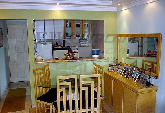 Sacomã, Apartamento Padrão-Sala de jantar
